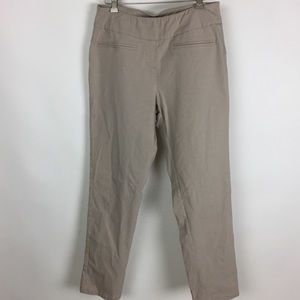 Eric Cream Pants Size 10